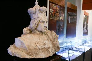 Trakų Salos pilyje – renginys Vytautui Didžiajam atminti