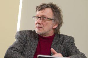 Nacionalinės premijos laureatui A. Jonynui paskirta valstybinė pensija