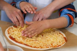 Vaiko antsvoris – visos šeimos rūpestis