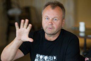 S. Urbonavičius-Samas: kai susirandi teisingą žmogų, tai ir susikuria šeima
