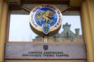 STT sulaikė papirkimu įtariamą Raseinių tarybos narį R. Zubielą