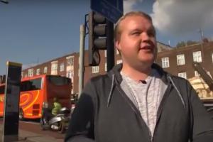Londone iš degančio autobuso žmones išlaisvinęs lietuvis: nei akimirkai nesudvejojau