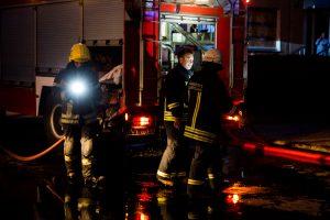 Netoli Vilniaus – gaisras, rastas žmogaus kūnas