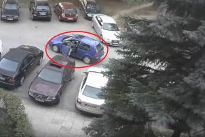 """Vairuotoja kliudė """"Subaru"""" ir pasišalino iš įvykio vietos (ieškomi liudininkai)"""
