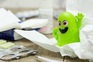 Daugiausiai sergančiųjų gripu – sostinėje