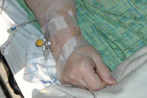Pirmas ūminės infekcijos atvejis šiemet: moters būklė labai sunki