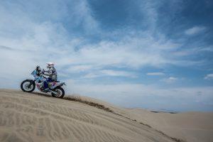B. Bardausko motociklas – aplamdytas, įspūdžių ir taip per akis
