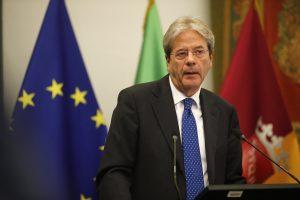 Italijos premjeras ragina vienodinti prieglobsčio suteikimo politiką