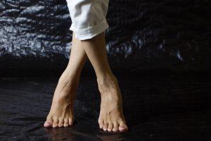 Apie klastingą ligą gali įspėti ir nuolatinis kojų sunkumas