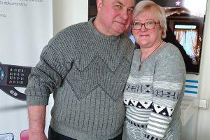 41-erius metus susituokusi pora: tai buvo meilė iš pirmo žvilgsnio