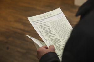 Per rinkimus policija gavo beveik 200 pranešimų apie pažeidimus