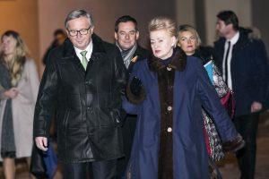 J. C. Junckeris žada, kad naujas ES biudžetas finansuos IAE uždarymą