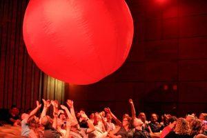 """Festivalyje """"Kitoks'19"""" – ir instaliacija kūdikiams, ir šiuolaikinis cirkas"""