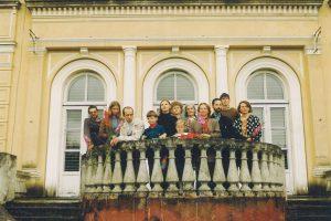 M. K. Čiurlionio draugija: trys istorijos dešimtmečiai