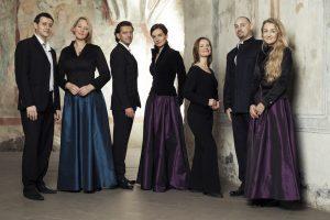 "Ansamblis ""Canto Fiorito"" koncertuos Stokholmo senosios muzikos festivalyje"