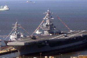 JAV atkūrė Šaltojo karo laikų karinio laivyno padalinį
