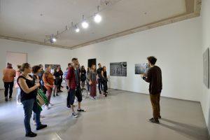 Vilniaus galerijų savaitgalis kviečia garsinti šiuolaikinį meną
