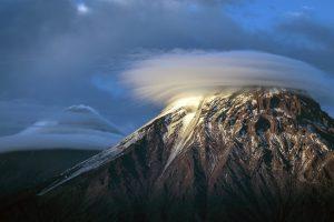 Kamčiatkoje per akmenų griūtį ant ugnikalnio šlaito sužeisti du rusų turistai