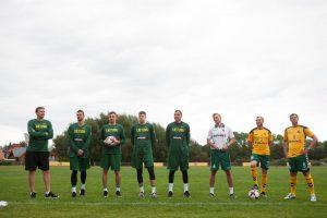 Krepšininkai apie futbolą: neviltis dėl vokiečių ir tikėjimas, kad anglai žais finale