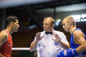 Daugėja Lietuvos bokso teisėjų tarptautinėse varžybose