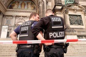 Berlyne sulaikytas Rusijos pilietis, įtariamas planavęs įvykdyti sprogdinimą