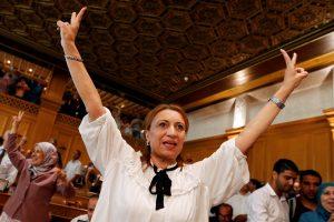Tuniso sostinės mere pirmą kartą išrinkta moteris