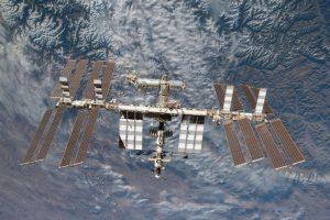 Tarptautinėje kosminėje stotyje užfiksuotas oro nuotėkis