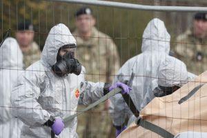 """""""Novičiok"""" apsinuodijęs britas vėl paguldytas į ligonę dėl regos sutrikimo"""