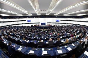 EP nubalsavo už priemones prieš Vengriją dėl teisinės valstybės varžymo