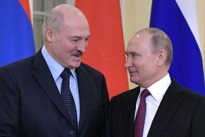 Baltarusija nori gerinti ryšius su NATO, bet išliks strateginė Rusijos partnerė