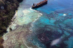 Ramiajame vandenyne - ekologinė katastrofa: išsiliejo 80 tonų naftos