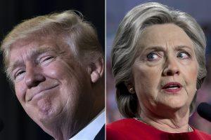 D. Trumpas: į H. Clinton elektroninį paštą per rinkimus laužėsi kinų programišiai