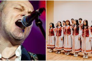 """Kinai parengė staigmeną: atliko G. Paškevičiaus dainą """"Mano kraštas"""""""