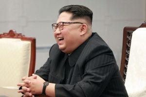 Kinijos URM: ministras Šiaurės Korėjoje susitiko su Kim Jong unu