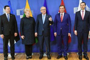 ES lyderiai derėsis dėl Bendrijos biudžeto projekto