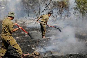 Danijoje dėl sausų oro sąlygų uždraustos atviros ugniavietės