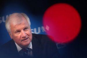 Vokietija ir Italija susitarė dėl migrantų grąžinimo