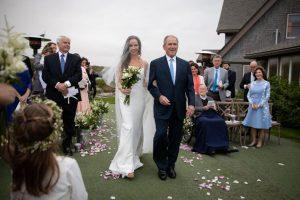 Ištekėjo buvusio JAV prezidento duktė B. Bush
