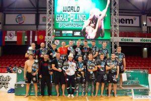 Pasaulio graplinge čempionate – lietuvių dominavimas