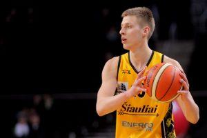 D. Sabeckis – tarp didžiausią šuolį Eurolygoje galinčių atlikti krepšininkų