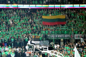 """""""Žalgiris"""" Eurolygos čempionų iššūkį priims sausakimšoje arenoje"""