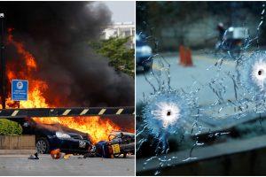 Kenijos prezidentas: per ataką viešbučio komplekse žuvo 14 žmonių