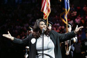 Policija tiria dainininkės A. Franklin turto vagystės prieš pat jos mirtį aplinkybes