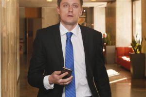 "Energetikos ministras Ž. Vaičiūnas susitinka su ""Orlen Lietuva"" atstovais"