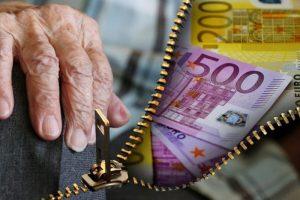 Vertėtų sunerimti: pensijų sistema lietuviams – neperkandamas riešutas