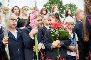 Į mokyklas pateks visi Klaipėdos pirmokai