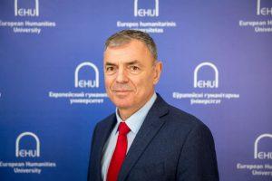 EHU rektorius: norime labiau integruotis į Lietuvos švietimo bendruomenę
