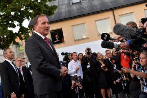 Švedijos vyriausybės formavimas: premjeras kviečia opoziciją derybų