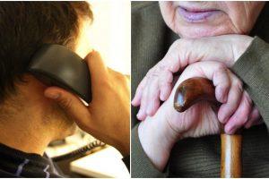 Radviliškyje siautėja telefoniniai sukčiai: iš senolės išviliojo 7,5 tūkst. eurų