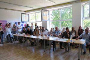 VDA Klaipėdos fakultetas švenčia penkmetį